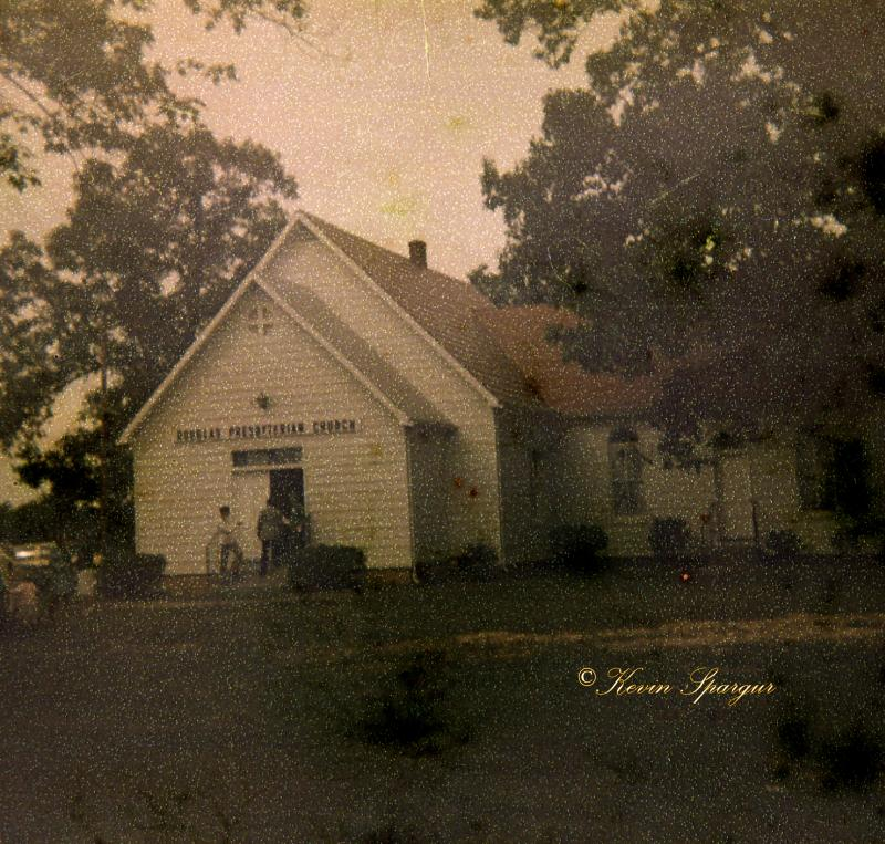 Old Country Church, 1972